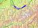 Geographic coverage of our forecast maps for Bernese Alps