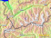 Geographic coverage of our forecast maps for the Valais Alps